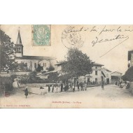 Margès - La Place